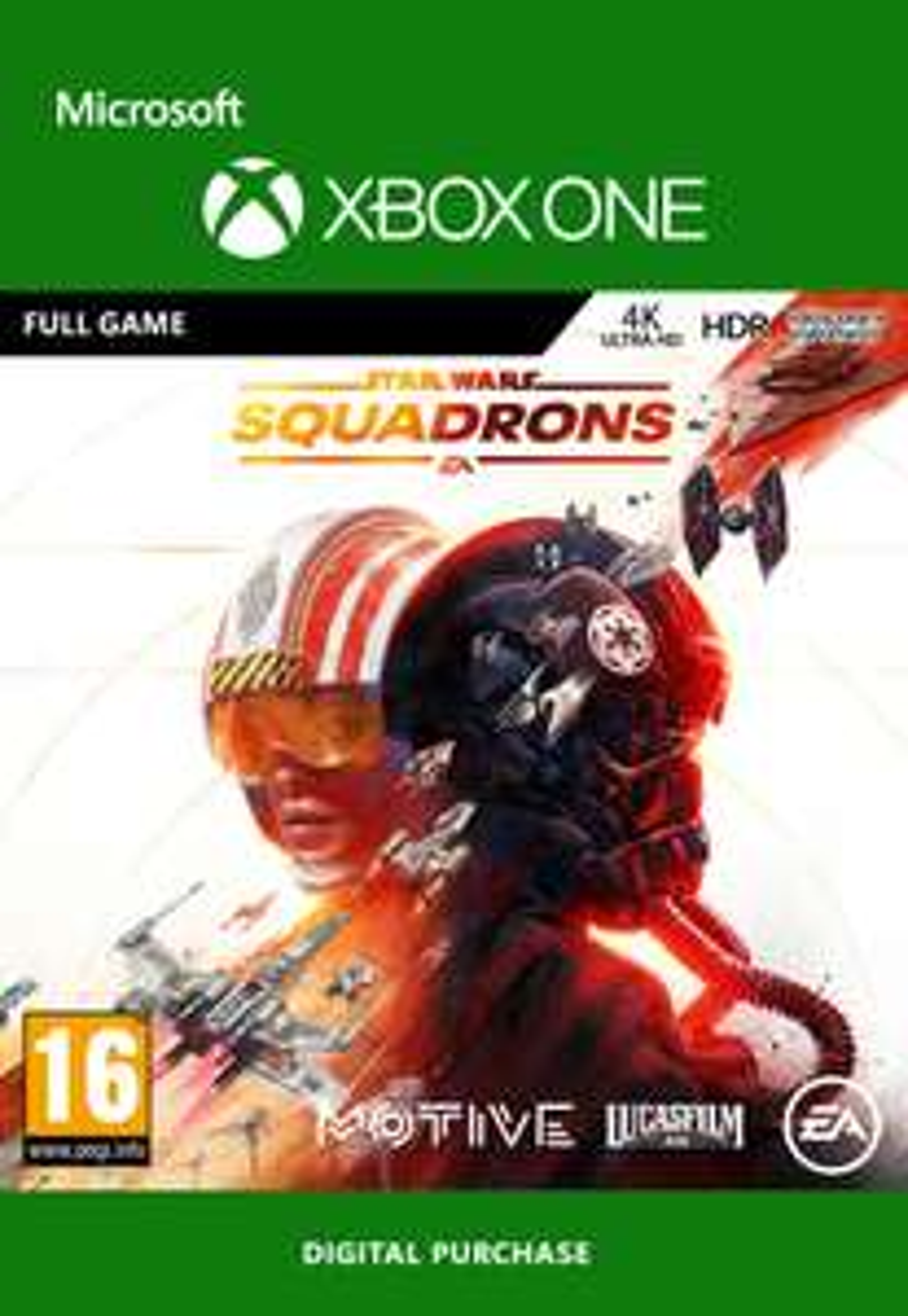 STAR WARS™: Squadrons Pre-order (XBOX One - VPN)