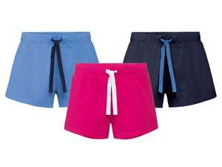 Damskie szorty za 15,99zł (dwa kolory, XS-L) @ Lidl