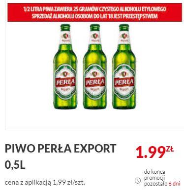 Piwo Perła Export -26%