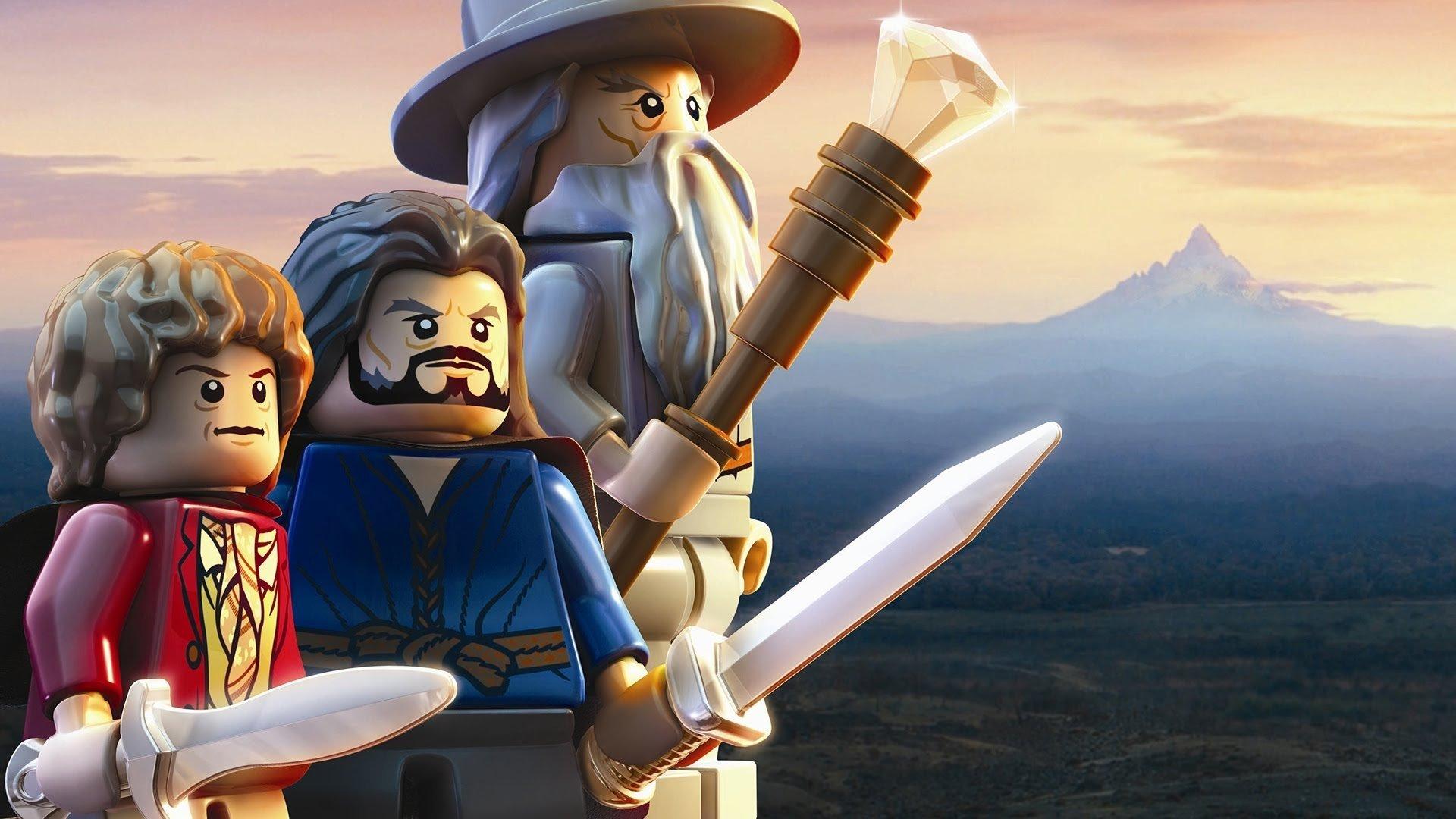 Gry PC z serii LEGO od 2,39 zł w ENEBA (Linki w opisie)
