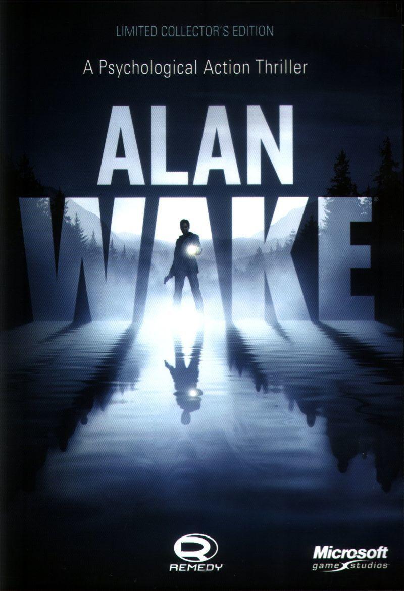 Alan Wake Collector's Edition (Steam)