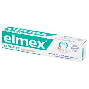 Elmex Sensitive 75ml Biedronka