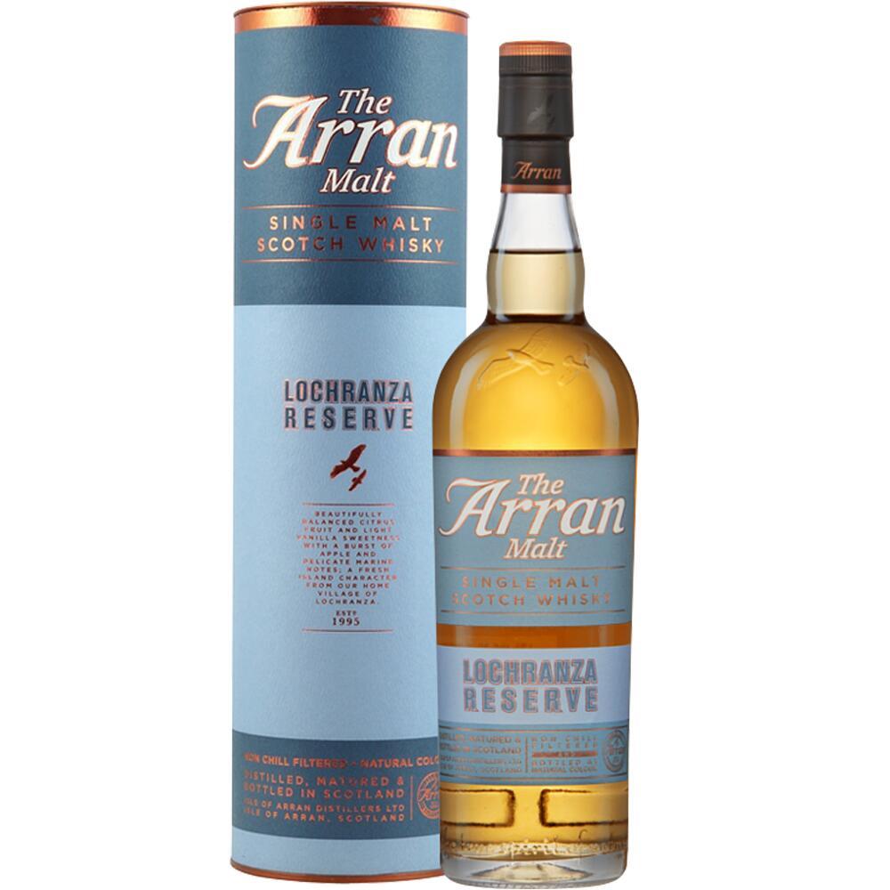 Whisky ARRAN LOCHRANZA RESERVE 43% 0,7L