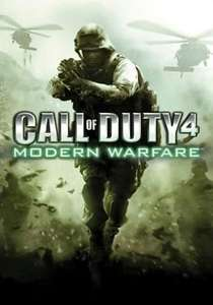 Call of Duty 4: Modern Warfare (Steam/Mac)