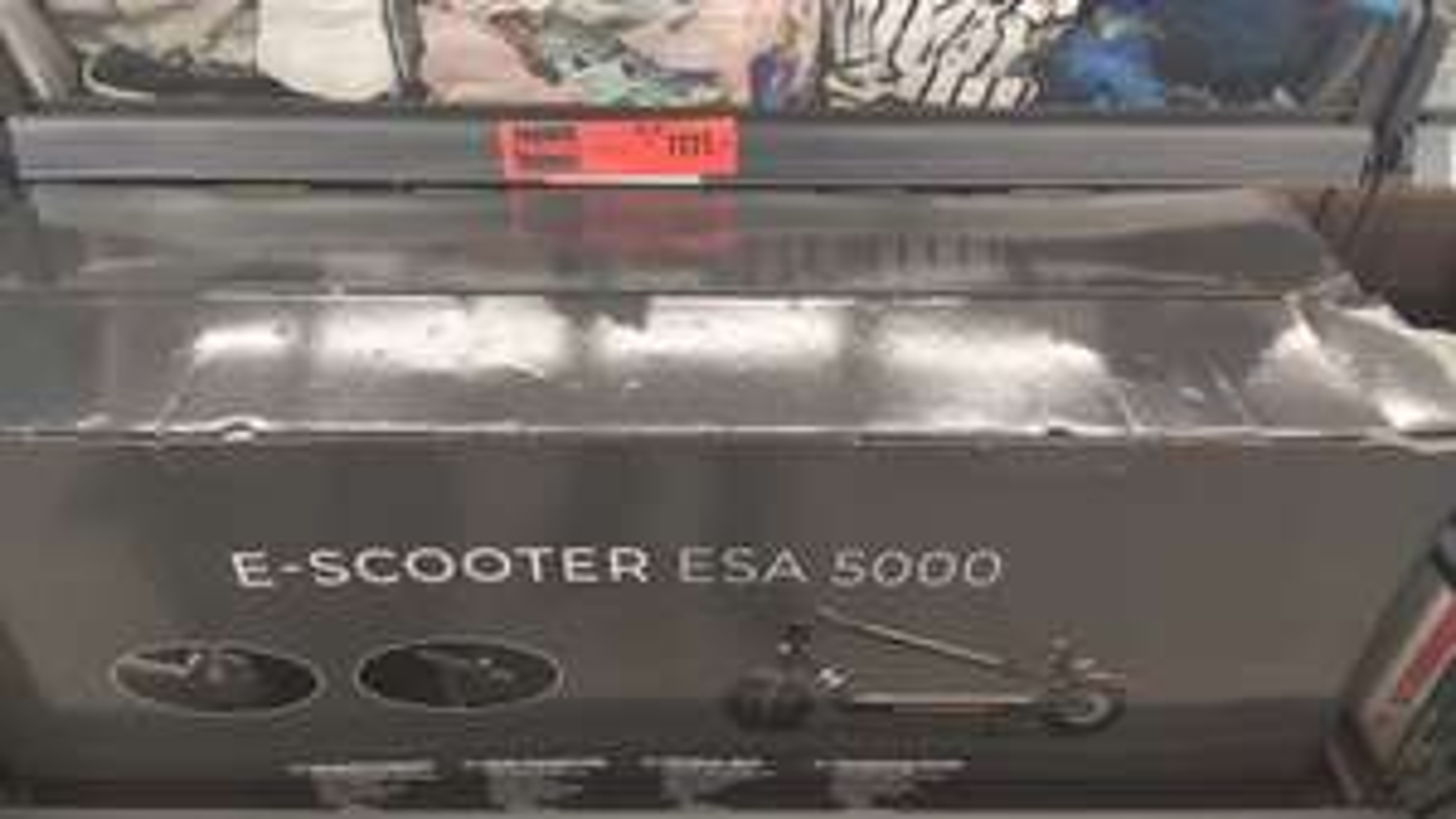 Hulajnoga Elektryczna E-Ecooter ESA 5000 @Lidl