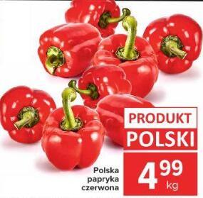 Papryka czerwona @Carrefour