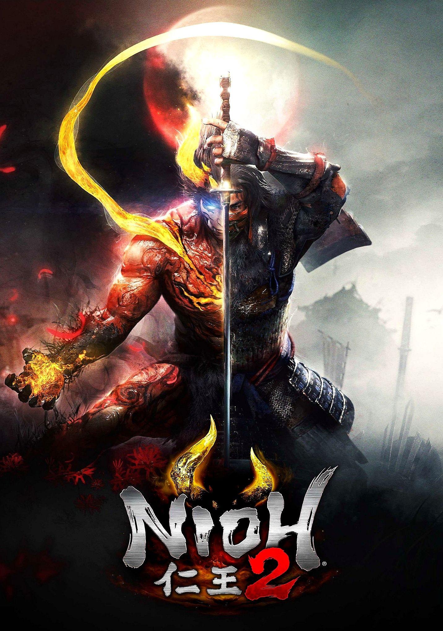 NIOH 2 PS4 PlayStation 4