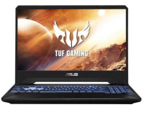 "ASUS TUF Gaming FX505DT-BQ051 15,6"" AMD Ryzen 5 3550H - 8GB RAM - 512GB Dysk - GTX 1650 Grafika"