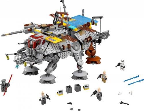 LEGO Star Wars™ 75157 AT-TE kapitana Rexa i inne z mall.pl