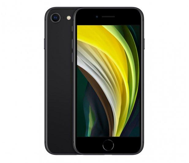 Smartfon Apple iPhone SE 2020 64 GB Czarny