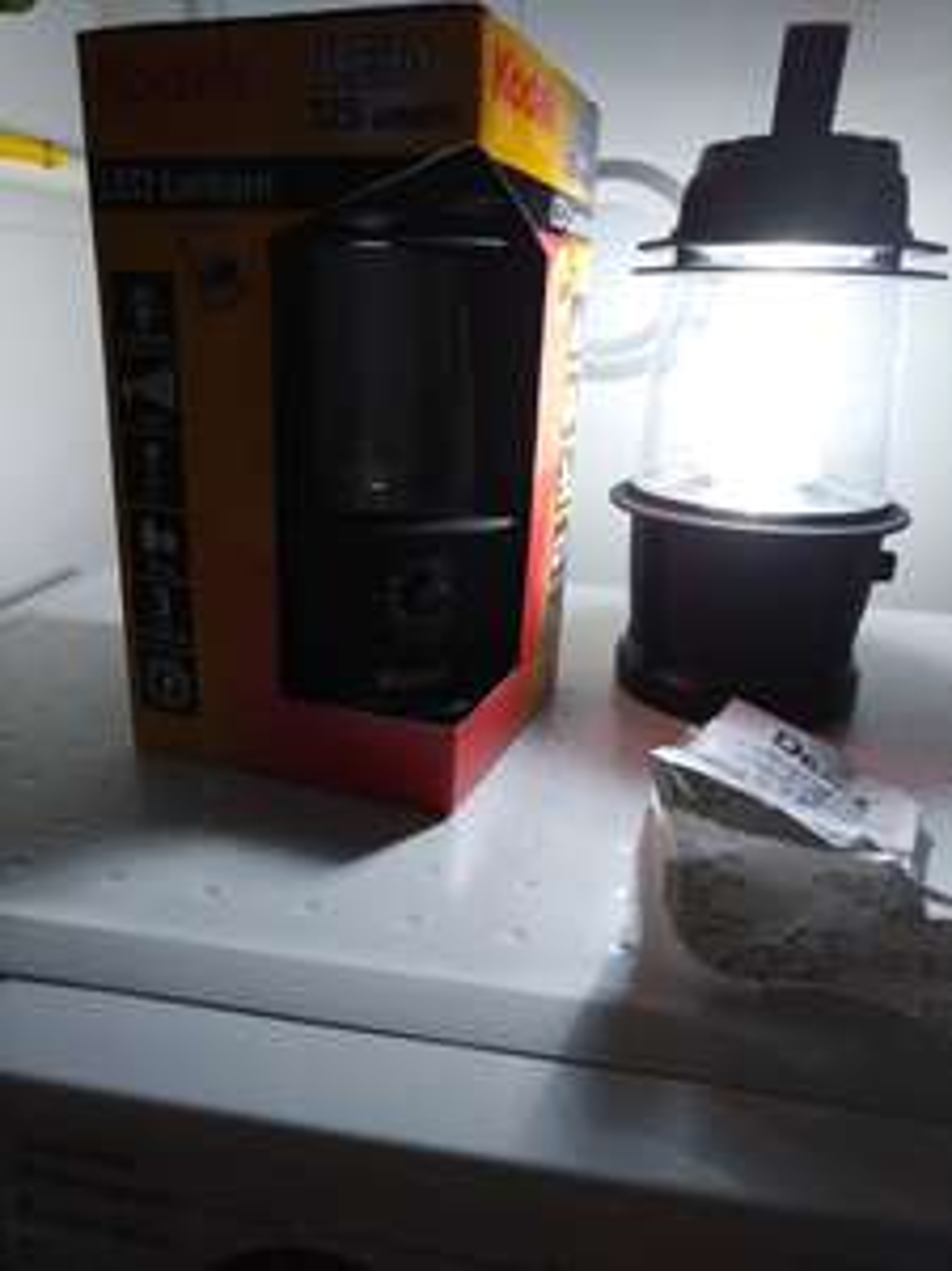 Lampa Turystyczna LED Kodak