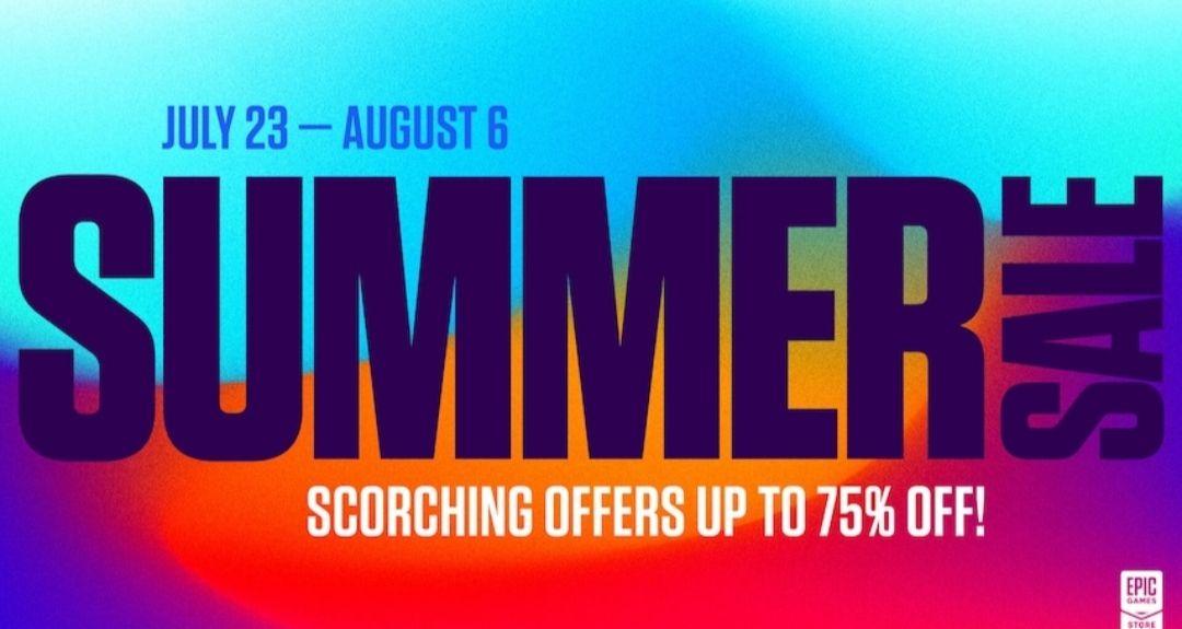 Summer Sale w Epic Games Store, możliwy kod Epic do wykorzystania
