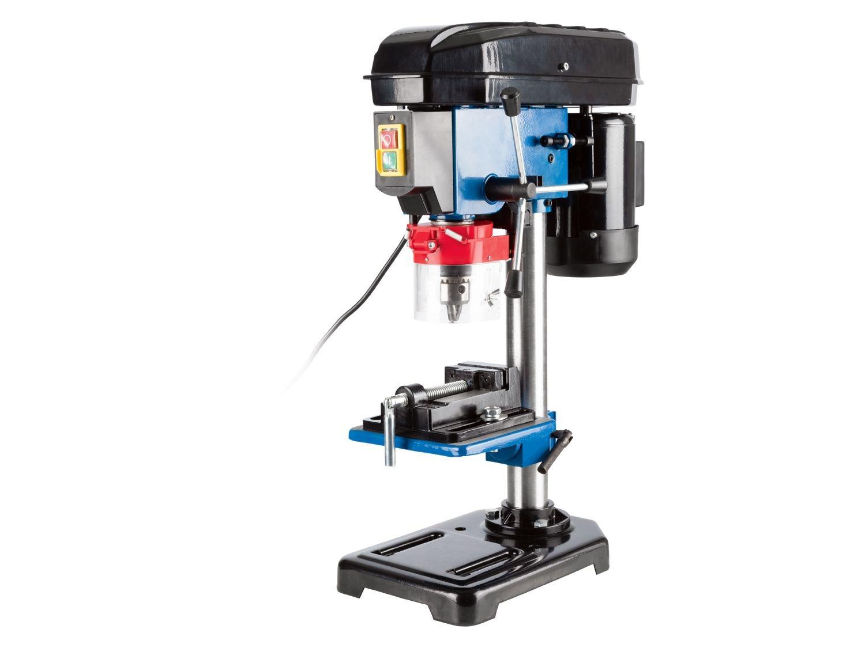 Wiertarka stołowa z laserem Scheppach DP 16 VLS - 500 W - Lidl