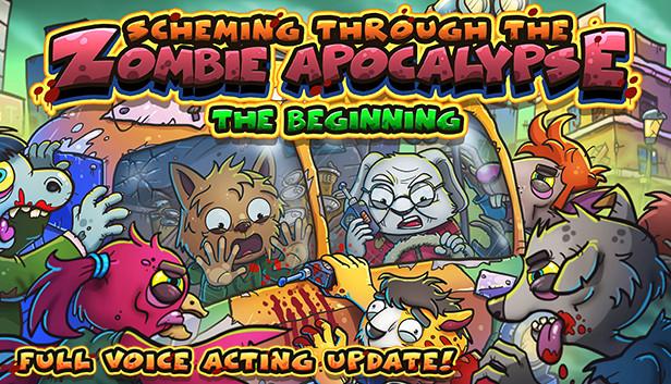 Scheming Through The Zombie Apocalypse 4.49 zl @Steam