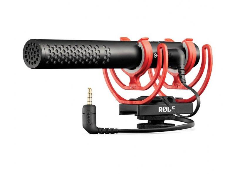 """Rode VideoMic NTG - mikrofon nakamerowy typu """"shotgun""""- dla zawodowców"""
