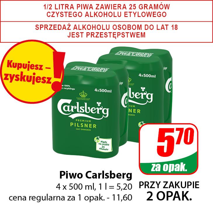 Carlsberg 4-pak -Dino