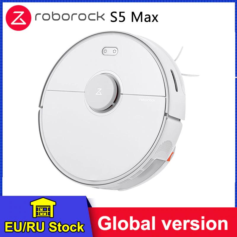 Roborock S5 MAX Vacuum cleaner (EU Version)