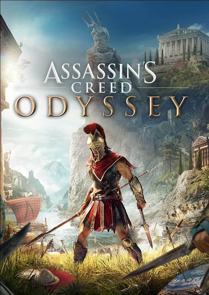 ASSASSIN'S CREED: ODYSSEY - PC - @EpicGamesStore - VPN - URK