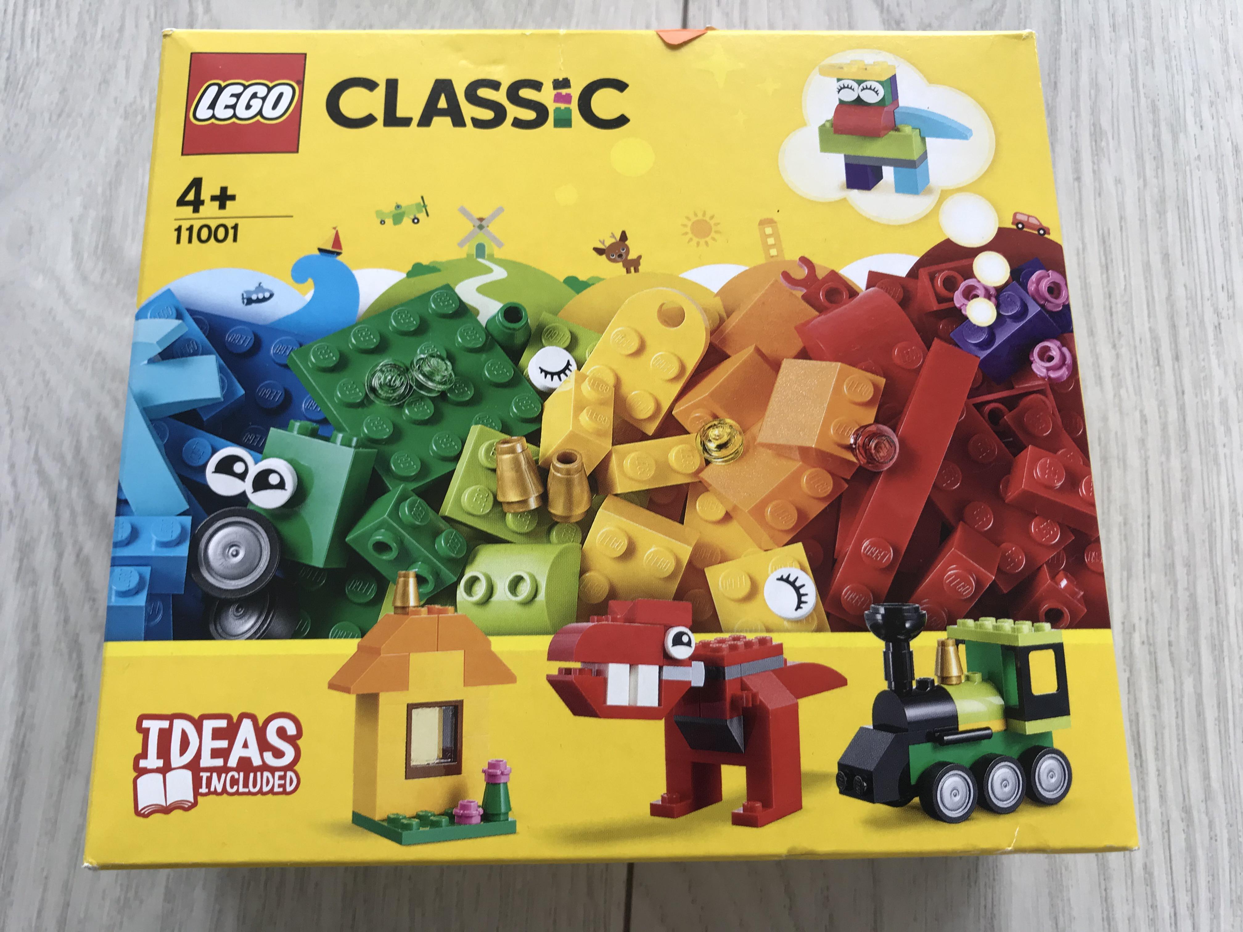 Lidl Jaworzno Lego Classic 11001.