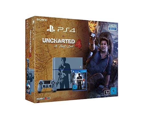 Playstation 4 1TB Limitowana Edycja + Uncharted 4 za 1325zł @ Amazon.de