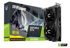ZOTAC GeForce GTX 1660 SUPER, 6GB GDDR6, HDMI, 3xDP 60gwarancji