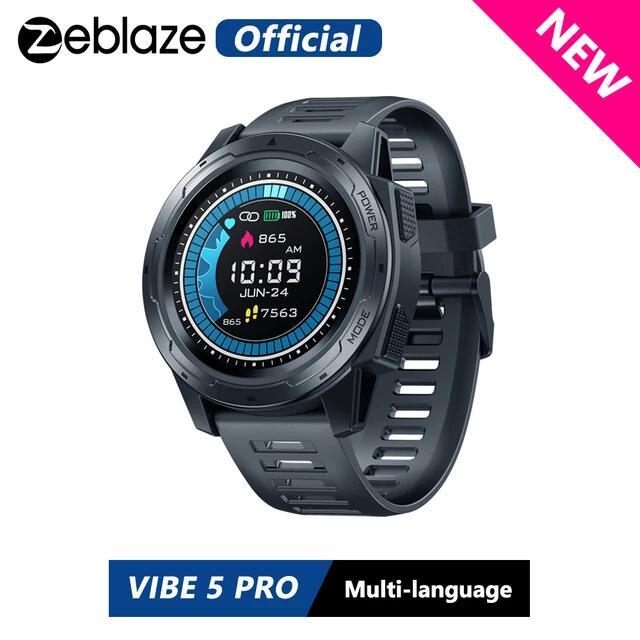 Smartwatch zeblaze vibe 5 pro.