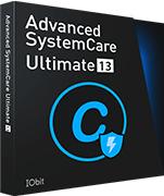 Advanced SystemCare Ultimate 13 i inne z IObit