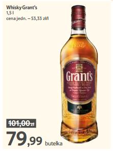 Grant's 1,5 L TESCO