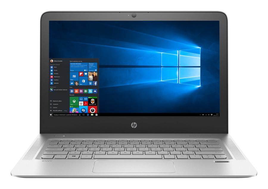 """Ultrabook HP Envy (13"""" mat, IPS, Full HD, i5-6gen, 4GB RAM, 256 SSD, Windows 10) za 2999zł @ X-Kom"""