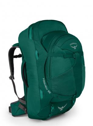 Wyprzedaż plecaków, toreb, namiotów i śpiworów (Osprey, Deuter, Gregory, TNF)