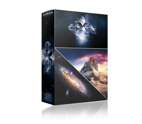 Hunters Orionx Photoshop Plugin -Lifetime [PC i Mac]