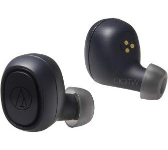 Słuchawki dokanałowe Audio-Technica ATH-CK3TWBK