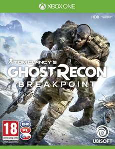 Tom Clancy's Ghost Recon Breakpoint (Xbox One) VPN
