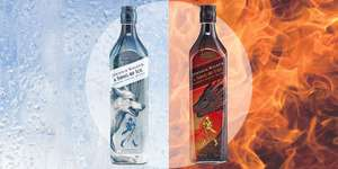 Johnnie Walker Song of Ice / Song of Fire 0,7L w Szczyrba Alkohole