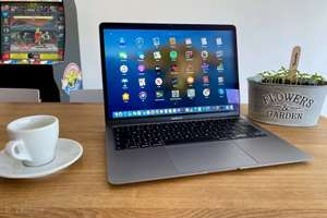 Macbook air i3 2020