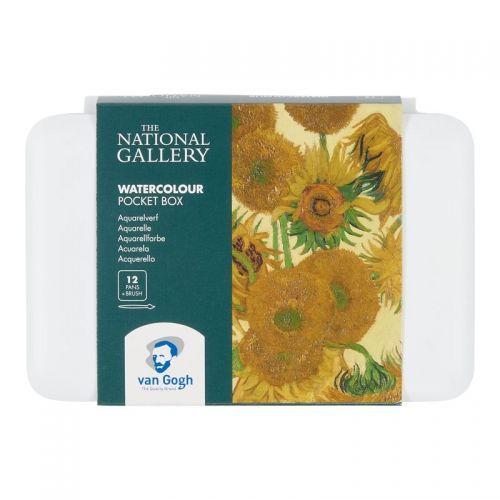 Farby akwarelowe Van Gogh zestawy -10%