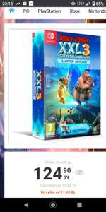 Asterix & Obelix XXL 3 Limited Edition Nintendo Switch