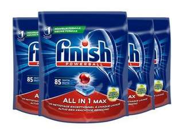 Tabletki do zmywarki Finish Powerball All in 1 Max 340 szt.