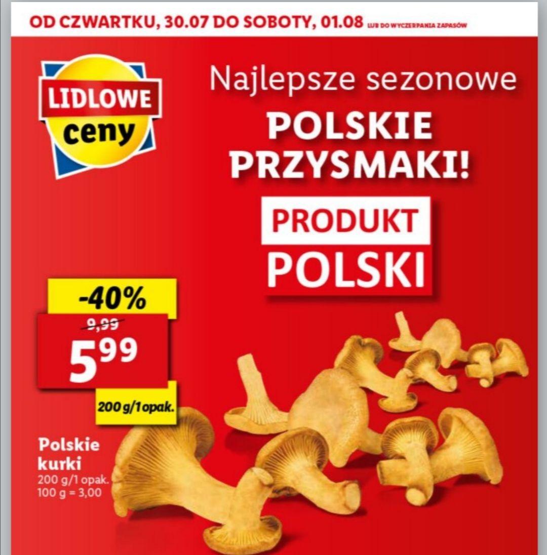 Kurki Polskie - Lidl -40% op.200g