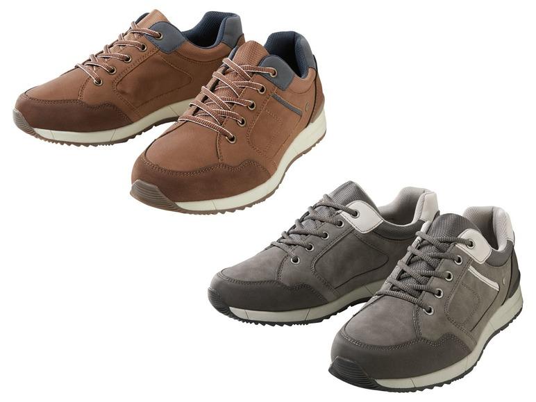 Męskie buty za 49,99zł (dwa kolory) @ Lidl