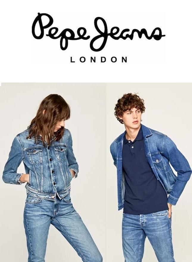 Do -50% na wszystko w @PepeJeans - zestawienie damskich spodni