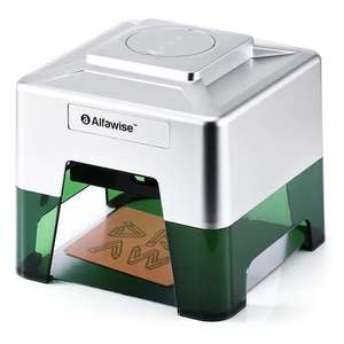 Alfawise C50 Wireless Smart Laser Engraver - urządzenie do laserowego grawerowania (maks 98 x 88 mm) @Gearbest