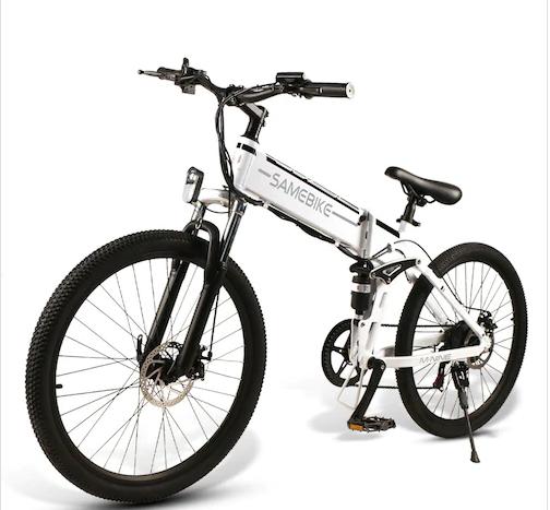 Elektryczny rower górski za 898.90$ z PL