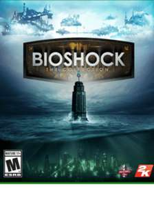 BioShock: The Collection Steam Key @ g2a
