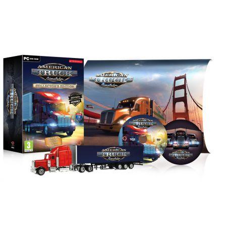 American Truck Simulator (Edycja Kolekcjonerska PC), darmowa dostawa @ eMAG
