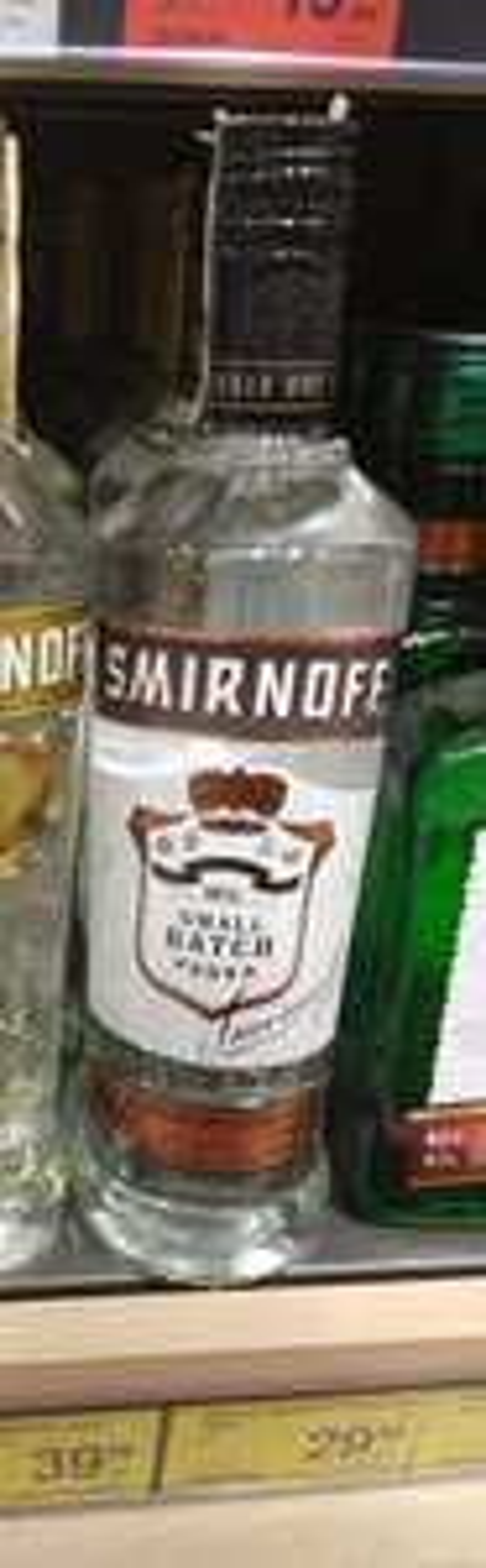 Wódka Smirnoff Black Small Batch No.55 0.7l sklep Mila