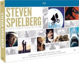 Kolekcja 8 filmów Stevena Spielberga [Blu-Ray] 110zł taniej @ Empik.com
