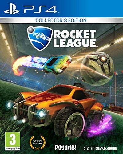 Rocket League: Collector's Edition (PS4) za ok. 88zł @ Amazon.uk