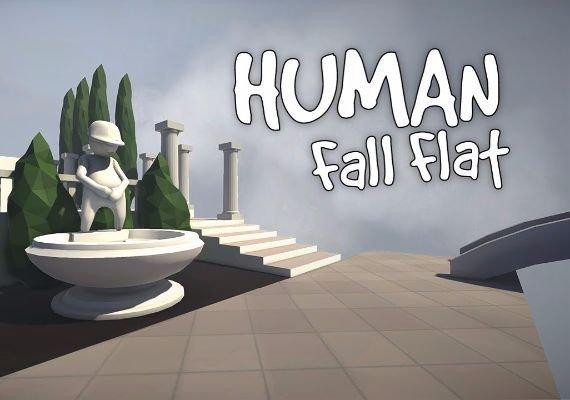 Human: Fall Flat Steam 7.56 zl @Gamivo