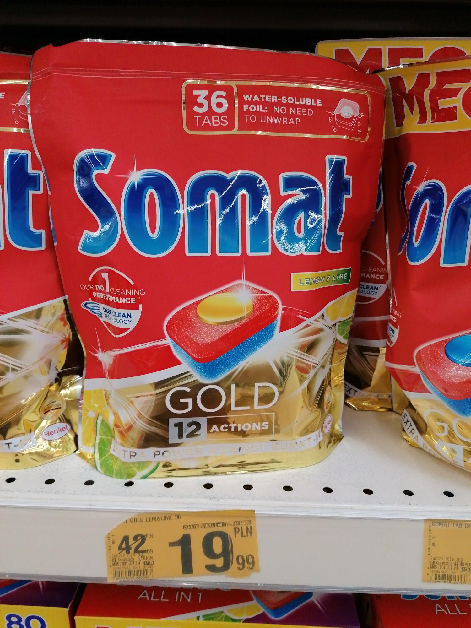 Somat Gold @Auchan 0.55zl/szt